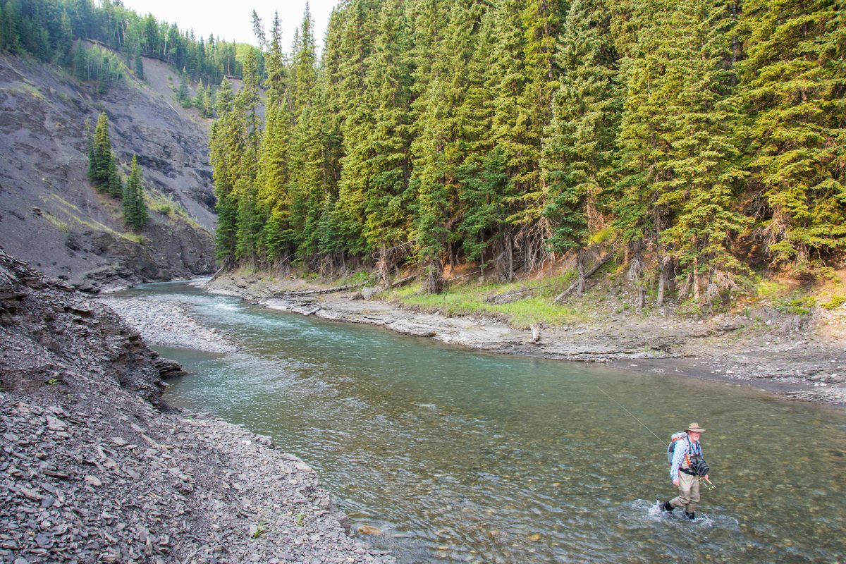 Sheep River, Alberta